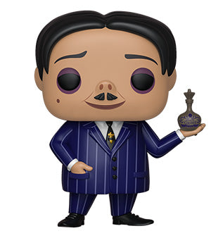 Funko POP! The Addams Family (2019) - Gomez Vinyl Figure