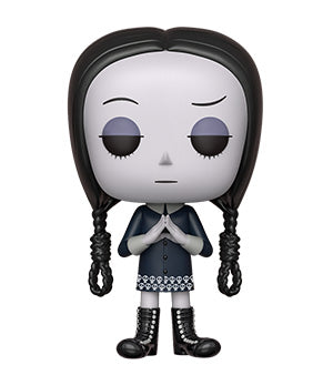 Funko POP! The Addams Family (2019) - Wednesday Vinyl Figure