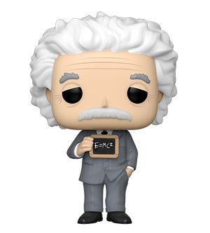 [PRE-ORDER] Funko POP! Icons - Albert Einstein Vinyl Figure