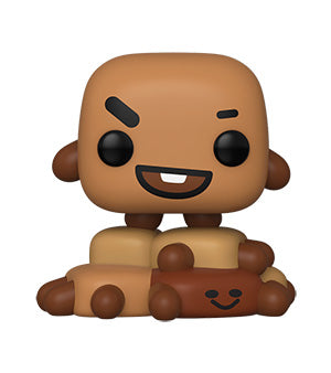 Funko POP! BT21 - Shooky Vinyl Figure #684