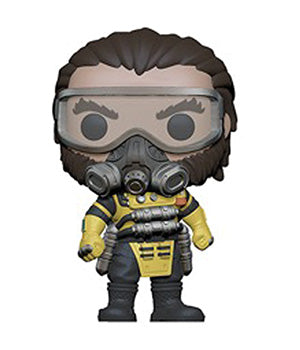 Funko POP! Apex Legends - Caustic Vinyl Figure