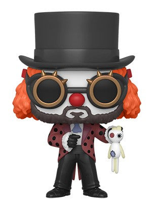 Funko POP! Money Heist (La Casa De Papel) - El Professor Vinyl Figure