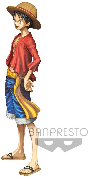 Banpresto Manga Dimensions: One Piece - Monkey D. Luffy