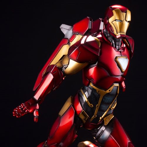 KOTOBUKIYA ARTFX Premier: Marvel Iron Man Limited Edition 1:10 Scale Statue