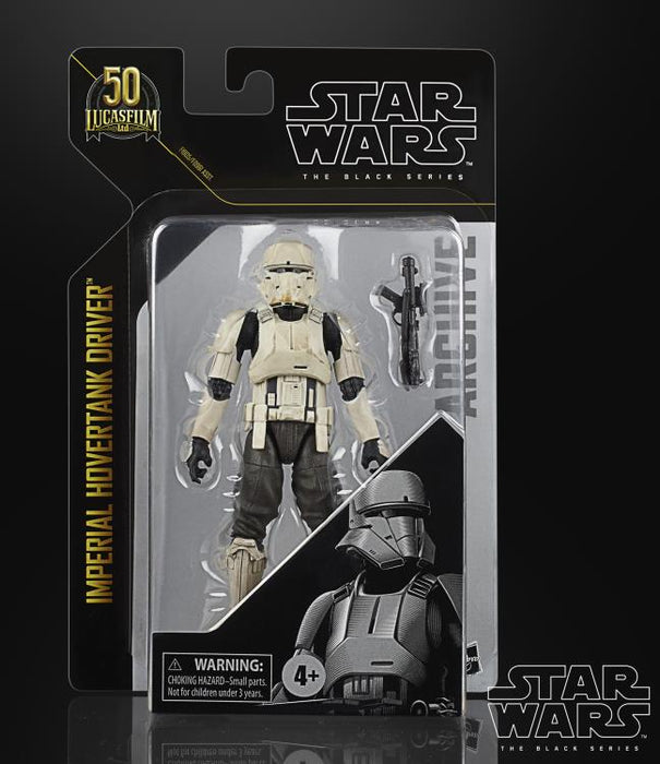 Star Wars: The Black Series Archive - Imperial Hovertank Driver 6-Inch Action Figure