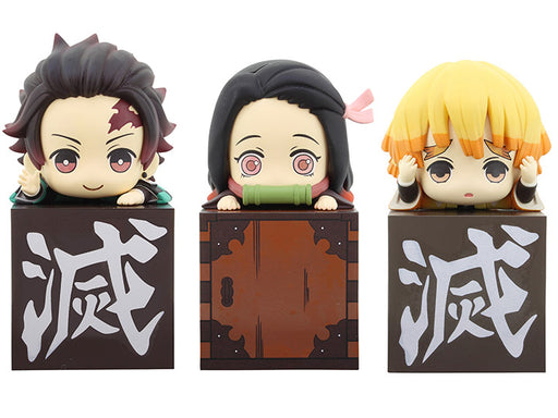 [PRE-ORDER] FuRyu: Demon Slayer: Kimetsu no Yaiba - Hikkake Set of 3