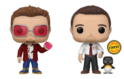 [PRE-ORDER] Funko POP! Fight Club - Tyler Durden Common and Chase Bundle