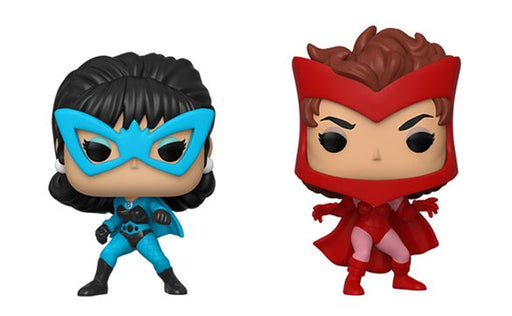 Funko POP! Marvel 80th - Set of 2 (Black Widow and Scarlet Witch)