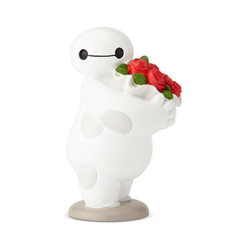 Disney Showcase: Big Hero 6 - Baymax with Flowers Mini Figurine