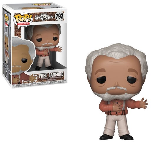 Funko POP! Sanford and Son - Fred Sanford Vinyl Figure #792
