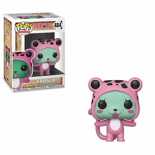 Funko POP! Fairy Tail - Frosch Vinyl Figure #484