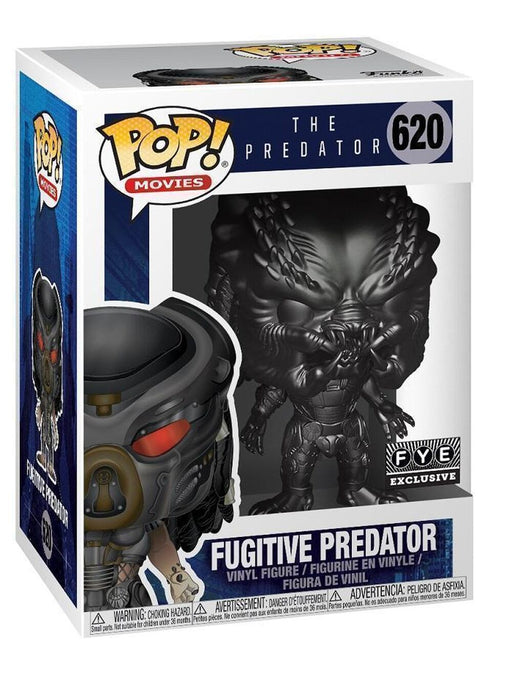 Funko POP! The Predator - Fugitive Predator Vinyl Figure #620 FYE Exclusive (NOT 100% MINT)