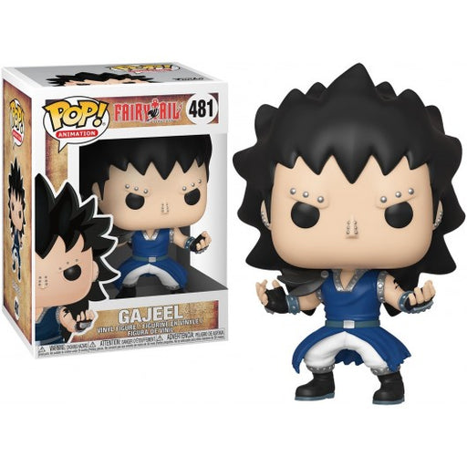 Funko POP! Fairy Tail - Gajeel Vinyl Figure #481