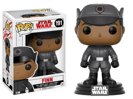 Funko POP! Star Wars - Finn Vinyl Figure #191