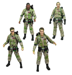 Diamond Select Toys - Slimed Ghostbusters Action Figure Box Set Preview Exclusive (2019 SDCC)