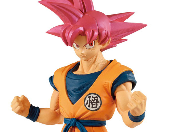 Banpresto: Dragon Ball Super The Movie Chokoku Buyuden - Super Saiyan God Goku