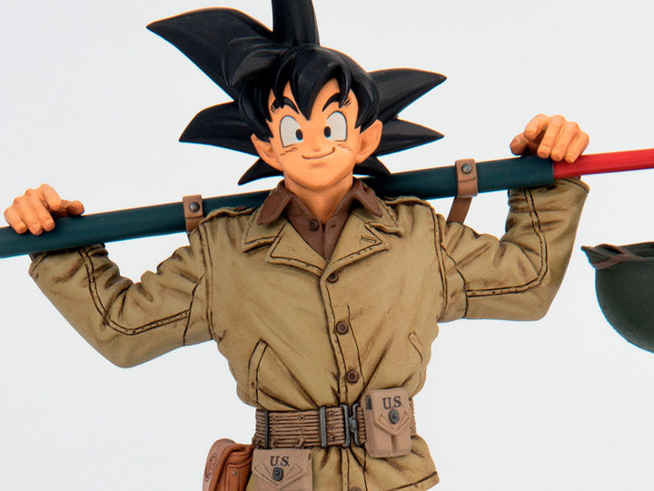 Banpresto: Dragon Ball Z World Figure Colosseum 2 Vol. 4 - Goku (A:Normal Color Version)