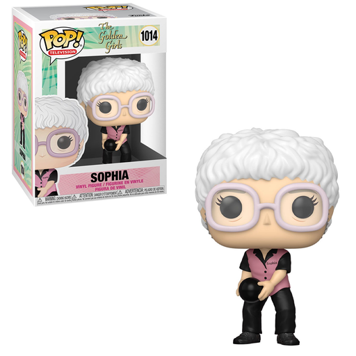 Funko POP! Golden Girls - Sophia (Bowling Uniform) Vinyl Figure #1014