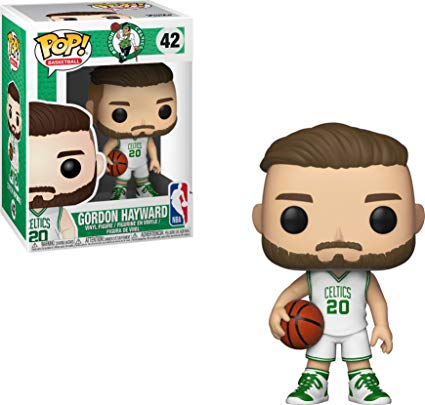 Funko POP! NBA: Celtics - Gordon Hayward Vinyl Figure #42