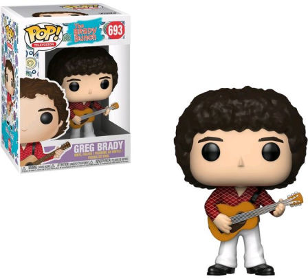 Funko POP! The Brady Bunch - Greg Brady Vinyl Figure #693