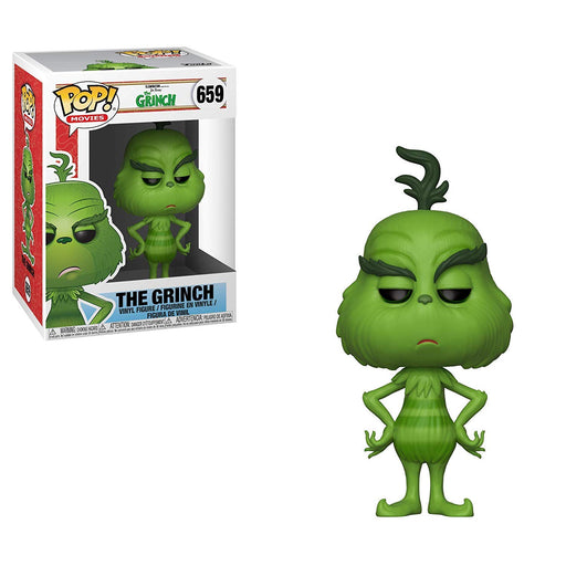 Funko POP! The Grinch - The Grinch Vinyl Figure #659