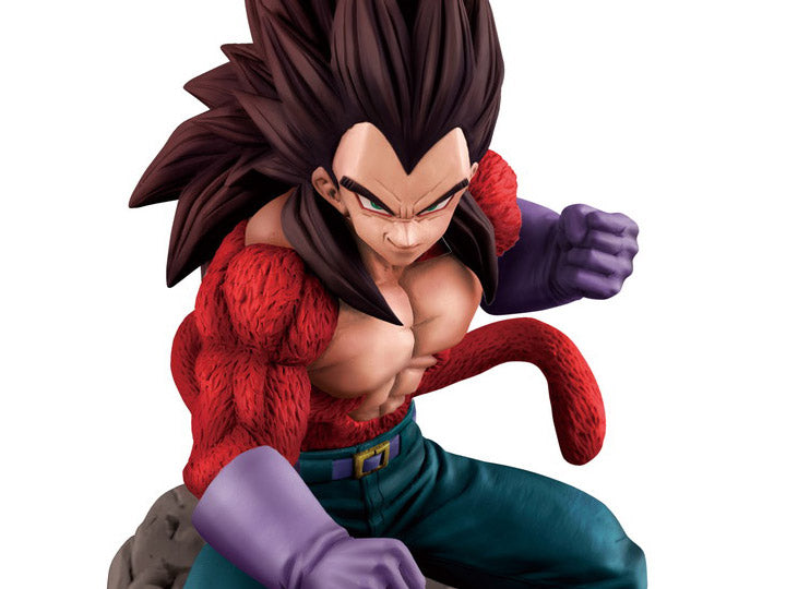 Banpresto: Dragon Ball GT - Super Saiyan 4 Vegeta