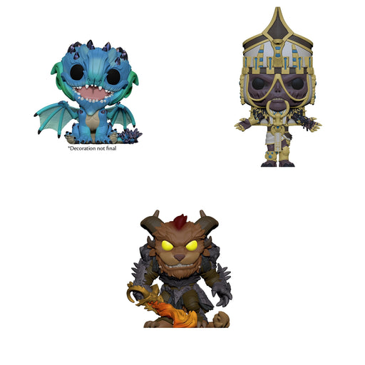 Funko POP! Guild Wars 2 - Set of 3
