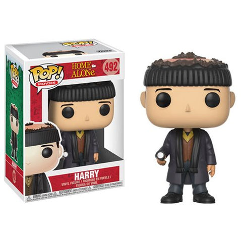 Funko POP! Home Alone - Harry Vinyl Figure #492