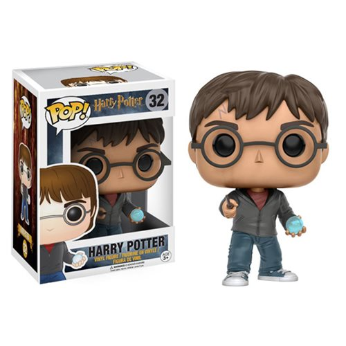Funko POP! Harry Potter - Harry Potter with Prophecy Vinyl Figure #32