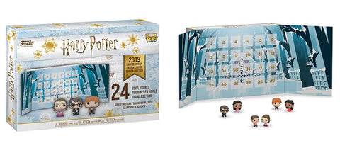 [PRE-ORDER] Funko Advent Calendar: Harry Potter 24ct Advent Calendar 2019
