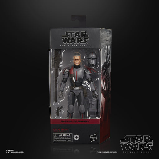 Star Wars: The Black Series - Crosshair (The Bad Batch) 6-Inch Action Figure