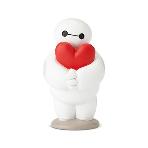 Disney Showcase: Big Hero 6 - Baymax with Heart Mini Figurine