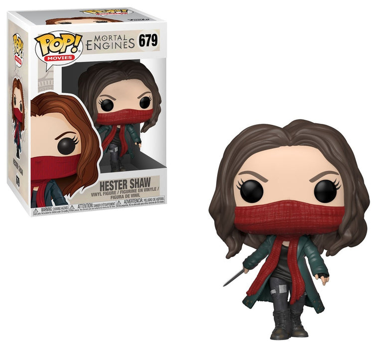 Funko POP! Mortal Engines - Hester Shaw Vinyl Figure #679
