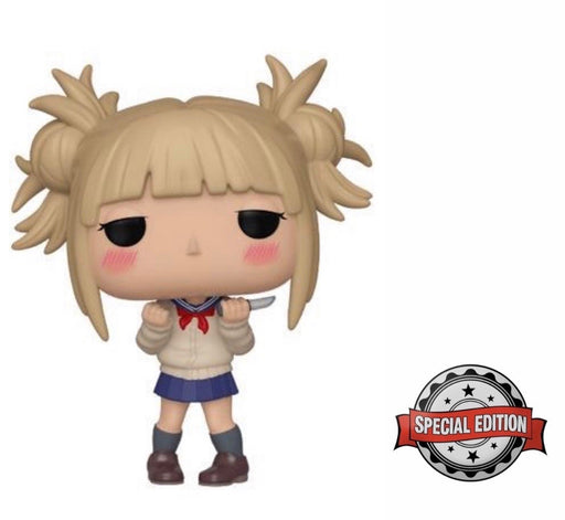 Funko POP! My Hero Academia - Himiko Toga Vinyl Figure Special Edition Exclusive (NOT 100% MINT)
