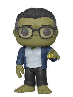 Funko POP! Avengers: Endgame - Hulk with Taco Vinyl Figure