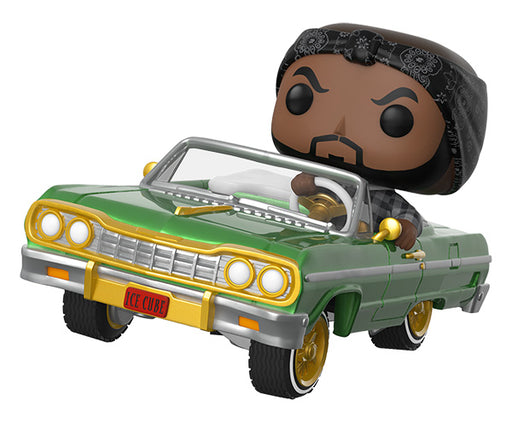 Funko POP! Rocks - Ice Cube In Impala Vinyl Figure