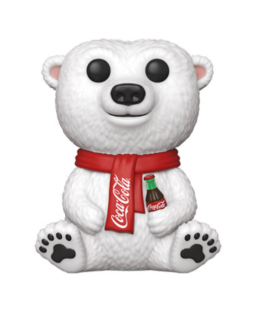 Funko POP! Ad Icons: Coca-Cola - Polar Bear Vinyl Figure