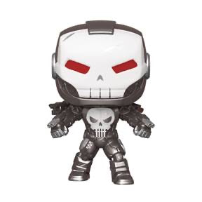 [PRE-ORDER] Funko POP! Marvel - Punisher War Machine Vinyl Figure Preview Exclusives (PX) [READ DESCRIPTION]