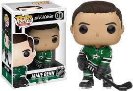 Funko POP! NHL Stars - Jamie Benn (Dallas Stars) Vinyl Figure #1