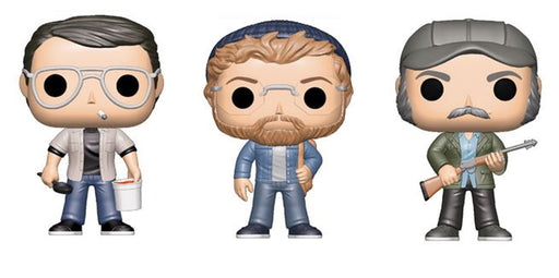 [PRE-ORDER] Funko POP! Jaws - Complete Set of 3