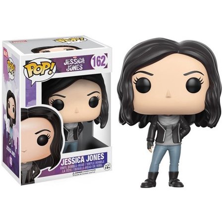Funko POP! Marvel - Jessica Jones Vinyl Figure #162
