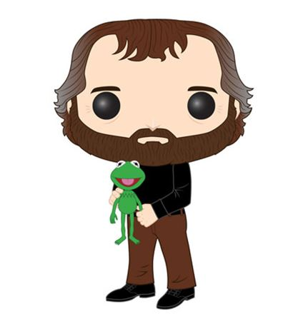 Funko POP! Icons: Henson - Jim Henson with Kermit the Frog Vinyl Figure