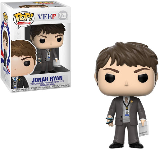 Funko POP! Veep - Jonah Ryan Vinyl Figure