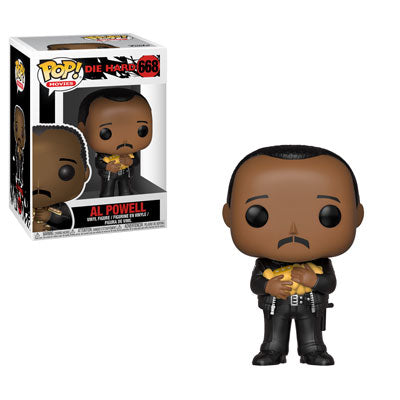 Funko POP! Die Hard - Al Powell Vinyl Figure #668