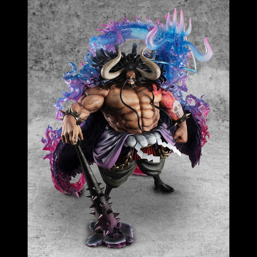 "[PRE-ORDER] Megahouse: Portrait of Pirates One Piece ""Wa-Maximum"" - Kaido The Beast"