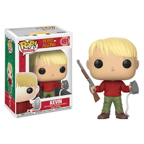 Funko POP! Home Alone - Kevin Vinyl Figure #491