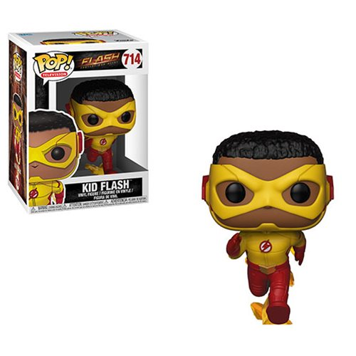 Funko POP! The Flash - Kid Flash Vinyl Figure #714
