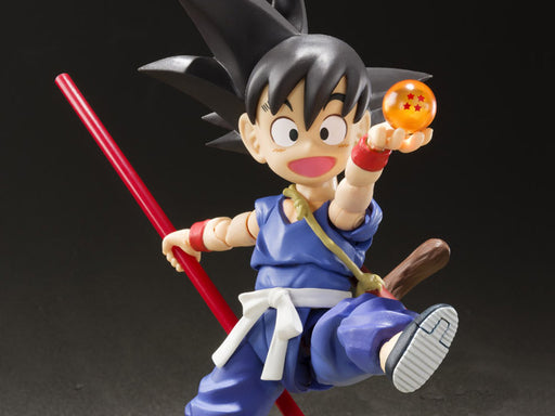 Tamashii Nations S.H. Figuarts: Dragon Ball - Kid Goku (2019 SDCC Exclusive)