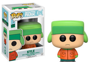 Funko POP! South Park - Kyle Vinyl Figure #09