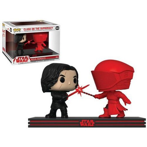 Funko POP! Movie Moment: Star Wars: Clash on the Supremacy - Kylo Ren vs Praetorian Guard Vinyl Figure #265